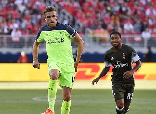 Liverpool - Milan: Khác biệt từ ghế dự bị - 1