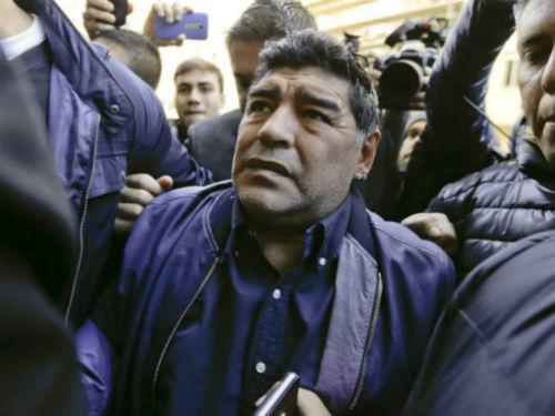 Messi bỏ ĐT Argentina, Maradona dọa dùng bạo lực - 1