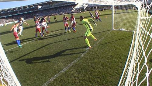 Melbourne - Atletico Madrid: Thất bại bất ngờ - 1
