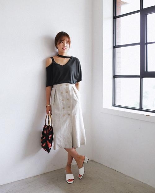 4 kiểu chân váy vừa hợp mốt vừa dễ phối đồ - 5