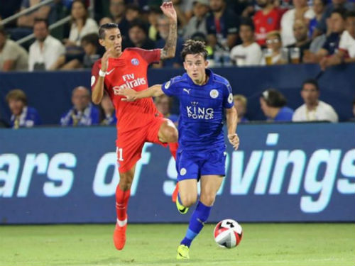 """PSG - Leicester: """"Vỡ mặt"""" nhà vô địch nước Anh - 1"""