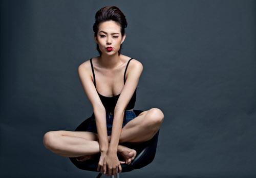 """Những """"ma nữ"""" đẹp hút hồn của màn ảnh Việt - 4"""