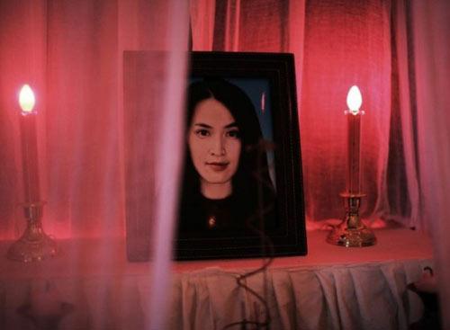 """Những """"ma nữ"""" đẹp hút hồn của màn ảnh Việt - 9"""