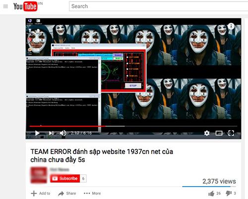 Hậu quả khôn lường khi hacker tấn công trả đũa - 1