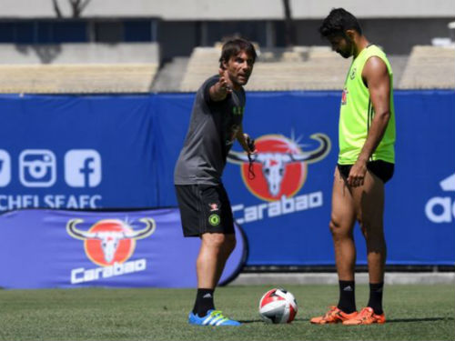 "Chelsea: Conte ""đuổi khéo"" Costa, quyết mua Lukaku - 1"