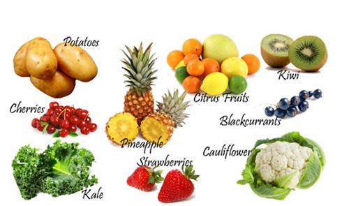 4 loại vitamin tốt nhất ngăn chặn hắc tố da - 2