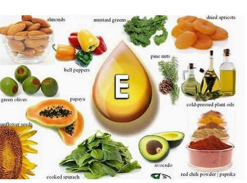 4 loại vitamin tốt nhất ngăn chặn hắc tố da - 4