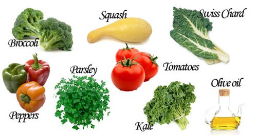 4 loại vitamin tốt nhất ngăn chặn hắc tố da - 5
