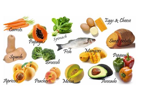 4 loại vitamin tốt nhất ngăn chặn hắc tố da - 3
