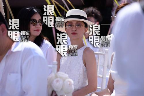Hoắc Kiến Hoa - Lâm Tâm Như rạng ngời trong lễ cưới - 7