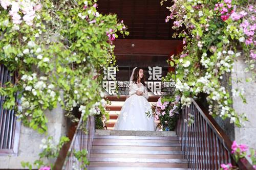 Hoắc Kiến Hoa - Lâm Tâm Như rạng ngời trong lễ cưới - 11
