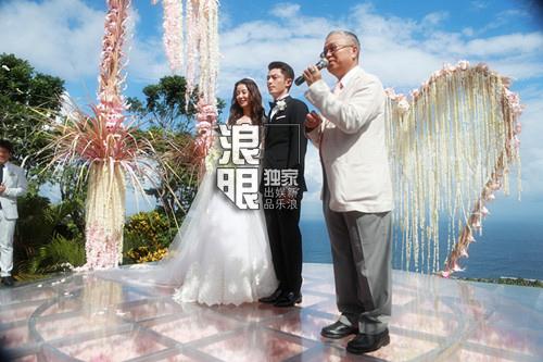Hoắc Kiến Hoa - Lâm Tâm Như rạng ngời trong lễ cưới - 14