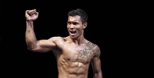 MMA: 1 ngày giảm 5kg, võ sỹ VN lên ngôi vô địch - 1