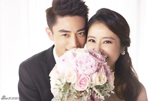 Ngắm trọn bộ ảnh cưới ngọt ngào của Lâm Tâm Như - 2