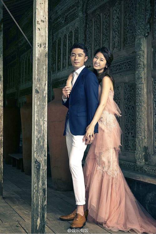 Ngắm trọn bộ ảnh cưới ngọt ngào của Lâm Tâm Như - 4