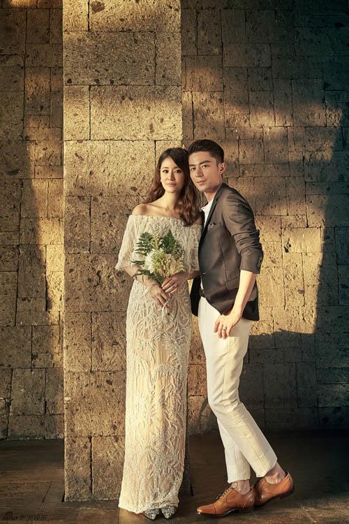 Ngắm trọn bộ ảnh cưới ngọt ngào của Lâm Tâm Như - 6