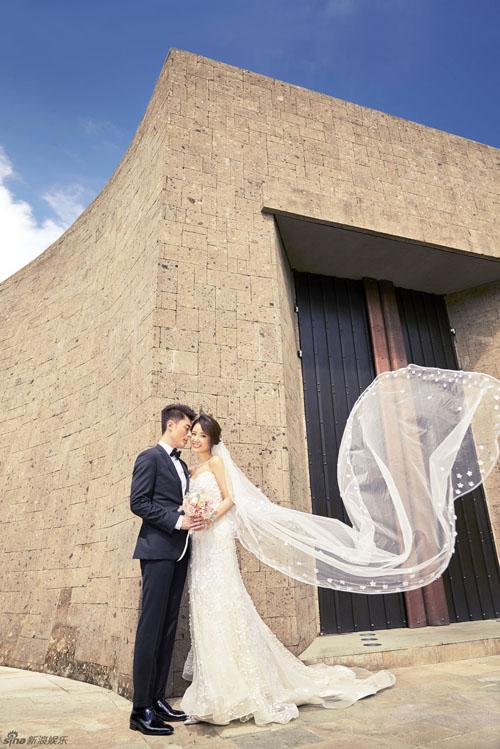 Ngắm trọn bộ ảnh cưới ngọt ngào của Lâm Tâm Như - 7