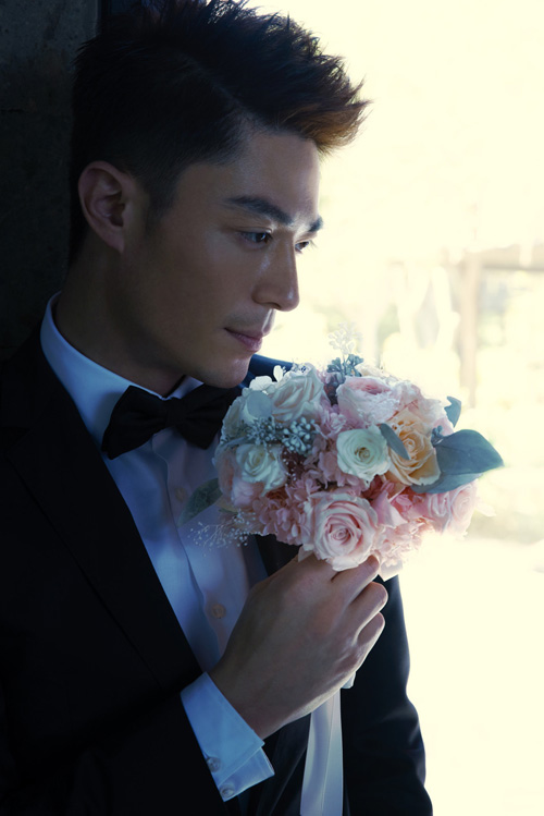 Ngắm trọn bộ ảnh cưới ngọt ngào của Lâm Tâm Như - 8