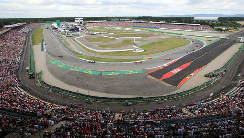 F1, German GP: Rosberg ôm hận, Hamilton lên đỉnh - 1