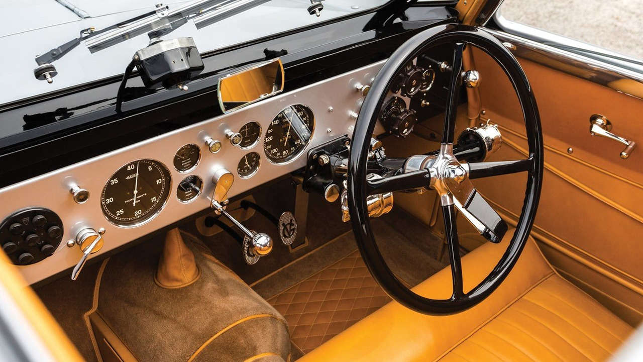 """Avion Voisin Aerosport có thể là chiếc xe """"cool nhất"""" tại Monterey - 4"""