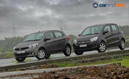 Xe rẻ hơn 100 triệu đồng: Chọn Tata Tiago hay Maruti Suzuki Celerio? - 1