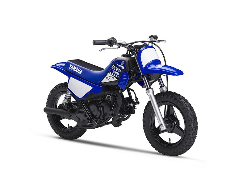 Yamaha PW50 2017 tăng khả năng off-road - 3