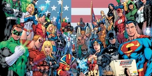 DC Comics mở rộng vũ trụ, đe dọa sự thống trị của Marvel - 5