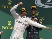 Thể thao - F1, German GP: Rosberg ôm hận, Hamilton lên đỉnh