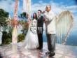 Hoắc Kiến Hoa - Lâm Tâm Như rạng ngời trong lễ cưới