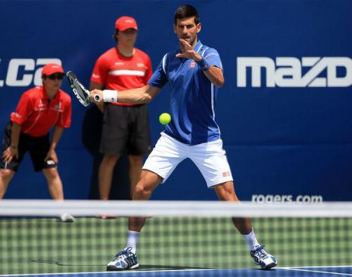 Djokovic - Nishikori: Gánh nặng tâm lí (CK Rogers Cup) - 1