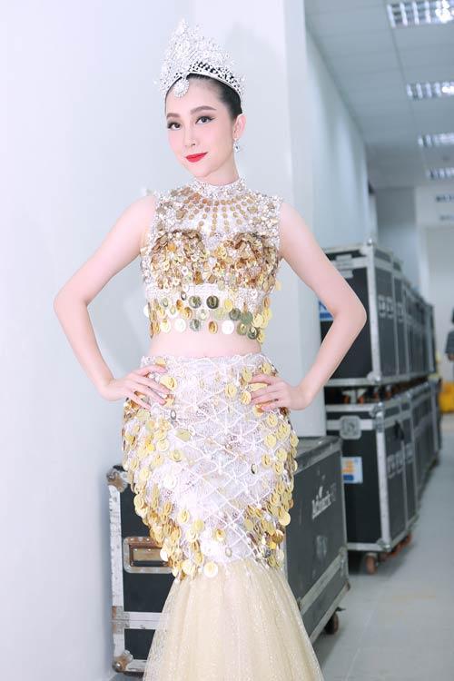 Lộ diện Người đẹp Biển của Hoa hậu Bản sắc Việt - 4