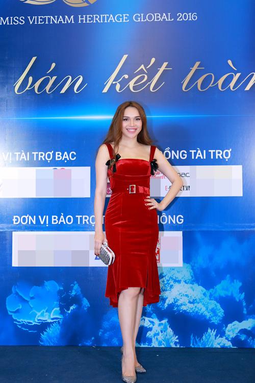 Lộ diện Người đẹp Biển của Hoa hậu Bản sắc Việt - 3