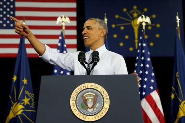 Obama lần đầu nói về phán quyết Biển Đông - 1