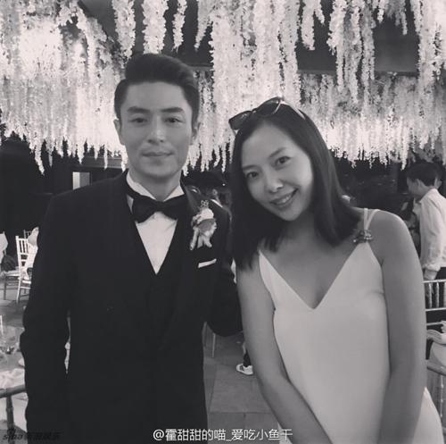 Lâm Tâm Như lộ rõ bụng bầu trong tiệc cưới - 6
