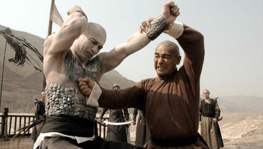 Video phim: Siêu sao võ thuật bị đánh hộc máu miệng
