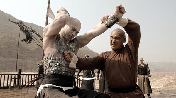 Video phim: Siêu sao võ thuật bị đánh hộc máu miệng - 3