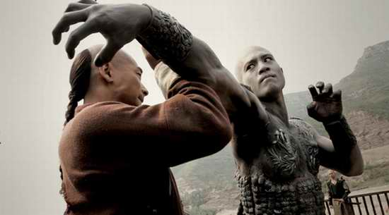 Video phim: Siêu sao võ thuật bị đánh hộc máu miệng - 1