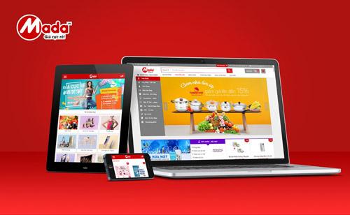 Sàn thương mại điện tử Mada.vn, lựa chọn hàng đầu về giá - 1
