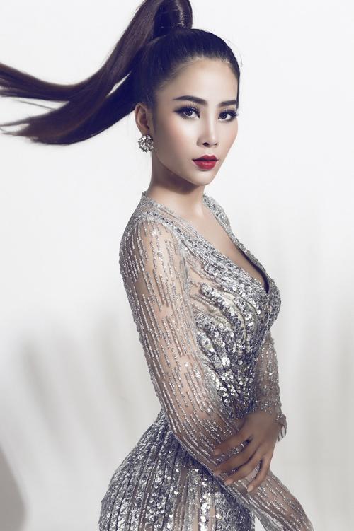Hoa khôi Nam Em đại diện Việt Nam thi Hoa hậu Trái đất - 5
