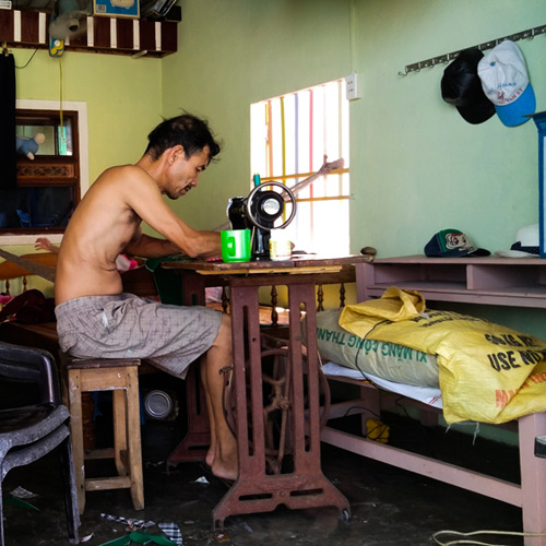 Làng chài Quảng Nam thành điểm khám phá của giới trẻ - 6