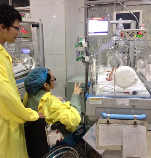Thông tin mới nhất về sức khỏe con trai thiếu úy Huyền Trâm - 2