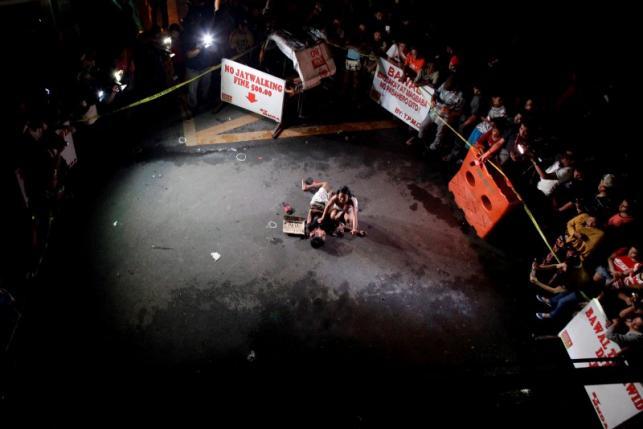 Philippines: Diệt ma túy, khử cả người bầu tân tổng thống - 2