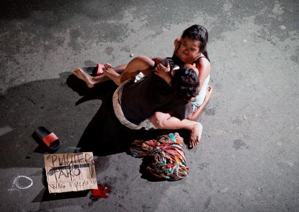 Philippines: Diệt ma túy, khử cả người bầu tân tổng thống - 1