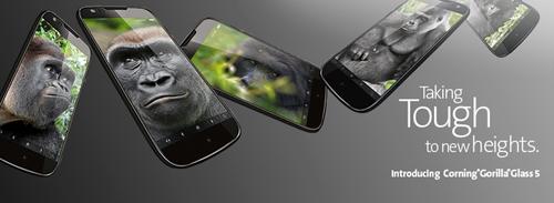 iPhone 7 và Galaxy Note 7 sẽ dùng kính Gorilla Glass 5 - 1