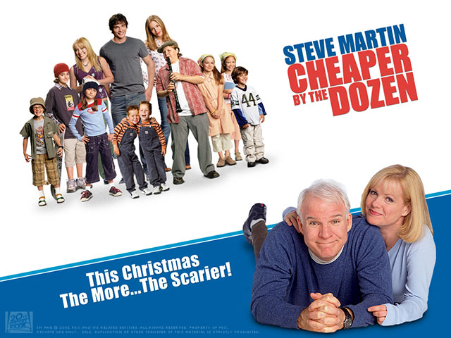 Trailer phim: Cheaper By The Dozen - 1
