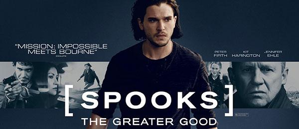Trailer phim: Spooks: The Greater Good - 1