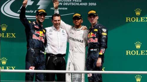 German GP: Giấc mơ tan vỡ của người Đức! - 1