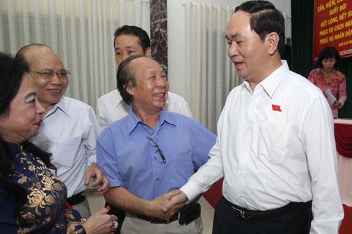 Chủ tịch nước: Không tha ai dính đến sai phạm ở Formosa - 1