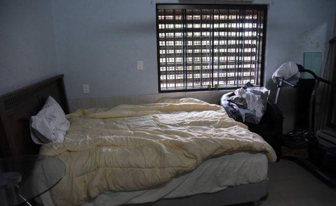 Bất ngờ phòng giam sang chảnh của trùm ma túy Brazil - 4