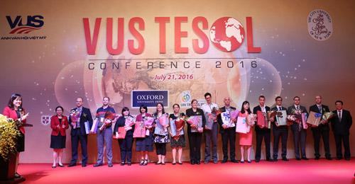 Hội nghị giảng dạy Tiếng Anh VUS-TESOL lần thứ 11 - 1